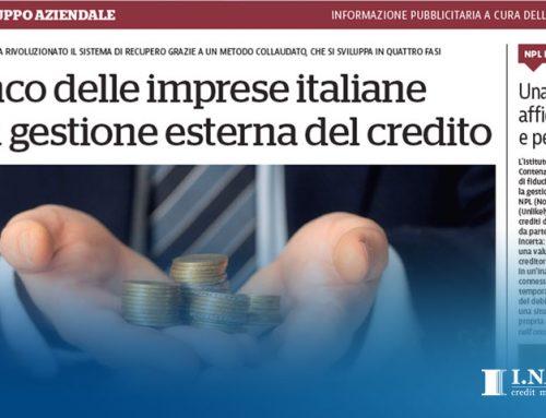Il metodo INAGEC raccontato su La Repubblica
